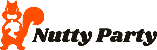 Nutty Party Logo